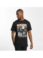 Mister Tee T-Shirt Run DMC King of Rock schwarz