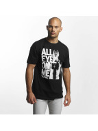 Mister Tee T-Shirt Tupac All Eyes On Me schwarz