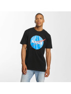 Mister Tee T-shirt NASA svart