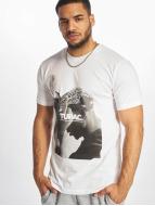 Mister Tee T-Shirt 2Pac F*ck The World weiß