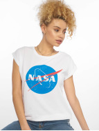 Mister Tee t-shirt NASA Insignia wit