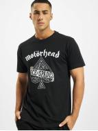 Mister Tee T-Shirty Motörhead Ace Of Spades czarny
