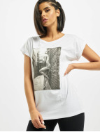 Mister Tee T-skjorter MC028 hvit