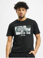 Mister Tee T-skjorter Pray 2.0 svart