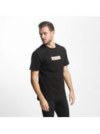 Mister Tee T-skjorter Fake Love svart