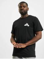 Mister Tee T-skjorter Fist svart