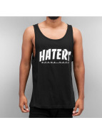 Mister Tee Tank Tops Haters nero