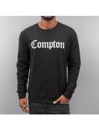 Mister Tee trui Compton zwart