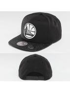 Mitchell & Ness Кепка с застёжкой NBA Ultimate Golden State Warriors черный