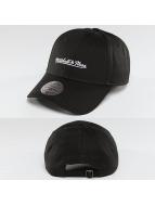 Mitchell & Ness Кепка с застёжкой Team Logo Low Pro Strapback черный