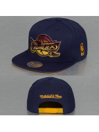 Mitchell & Ness Casquette Snapback & Strapback Gradient NBA Cleveland Cavaliers bleu