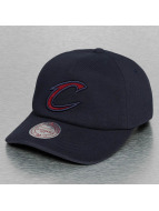 Mitchell & Ness Casquette Snapback & Strapback NBA Throwback Cleveland Cavaliers bleu