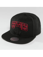 Mitchell & Ness Casquette Snapback & Strapback Red Pop Boston Celtics noir