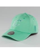 Mitchell & Ness Casquette Snapback & Strapback NBA Pastel 2-Tone Logo Cleveland Cavaliers vert