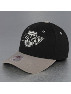 Mitchell & Ness Flexfitted Cap LA Kings Cotton schwarz