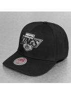 Mitchell & Ness Flexfitted Cap LA Kings Stretch Fit zwart
