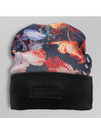 Mitchell & Ness Pipot Antique Floral Cuff Knit kirjava