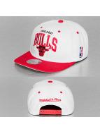 Mitchell & Ness Snapback Chicago Bulls blanc