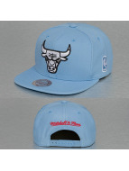 Mitchell & Ness Snapback Rainbow NBA Chicago Bulls bleu