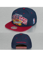 Mitchell & Ness Snapback NBA Team Arch Cleveland Cavaliers bleu