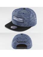 Mitchell & Ness Snapback Prime Knit bleu