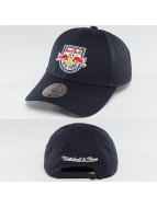 Mitchell & Ness Snapback MLS Team Logo Low Pro NY Red Bulls bleu