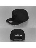 Mitchell & Ness Snapback Cap Geo-Tech NBA Chicago Bulls black