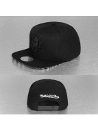 Mitchell & Ness Snapback Cap Geo-Tech NHL Anaheim Ducks black