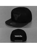 Mitchell & Ness Snapback Cap Heather 2 Tone Chicago Bulls black