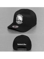 Mitchell & Ness Snapback Cap 110 Golden State Warriors black