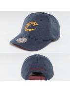 Mitchell & Ness Snapback Cap NBA Sweat Cleveland Cavaliers blau