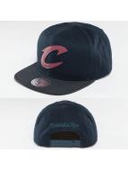 Mitchell & Ness Snapback Cap NBA Serve Cleveland Cavaliers blue