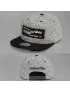Mitchell & Ness Snapback Cap Grey Duster grau