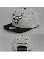 Mitchell & Ness Snapback Cap Grey Duster Chicago Bulls grau