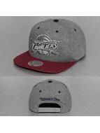 Mitchell & Ness Snapback Cap Greyton Cleveland Cavaliers grau