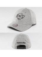 Mitchell & Ness Snapback Cap NHL Sweat LA Kings grau
