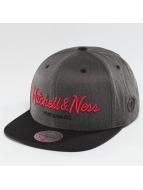 Mitchell & Ness Snapback Cap 2-Tone grau