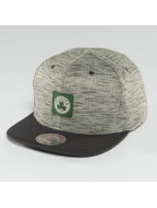 Mitchell & Ness Snapback Cap NBA Brushed Melange Boston Celtics grau