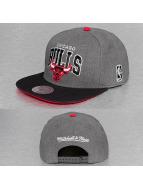 Mitchell & Ness Snapback Cap G2 Team Arch Chicago Bulls grau