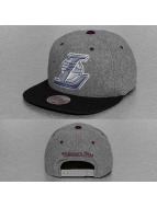 Mitchell & Ness Snapback Cap Greyton LA Lakers grey