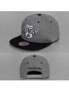 Mitchell & Ness Snapback Cap Greyton LA Kings grey