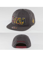Mitchell & Ness Snapback Cap Insider Reflective Cleveland Cavaliers grey
