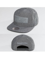 Mitchell & Ness Snapback Cap Italian Washed grey
