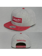 Mitchell & Ness snapback cap Heather Micro grijs
