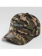 Mitchell & Ness snapback cap Stretchfit groen