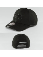Mitchell & Ness Snapback Cap Hot Stamp Contrast nero