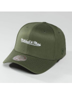 Mitchell & Ness Snapback Cap 110 The Camo & Suede oliva