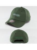 Mitchell & Ness Snapback Cap Stretchfit olive