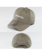 Mitchell & Ness Snapback Cap Team Logo Low Pro olive
