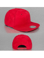 Mitchell & Ness Snapback Cap Laser Embossed Chicago Bulls red